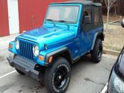 jeep wrangler 1999 - Jeep Wrangler